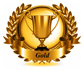 Prmomovare web Gold